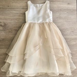 Us Angels Beautiful Girl Dress